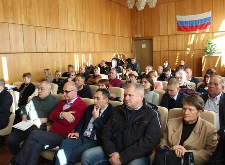 22 ноября 2019 года состоялось заседание комитета АПК Союза «Тульская торгово-промышленная палата» н