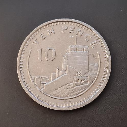 Moorish Castle 10p - 1994