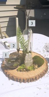 Fairy Garden Centerpiece