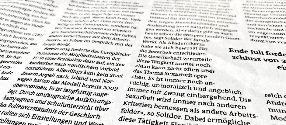 """""""Streit ums Rotlicht"""""""