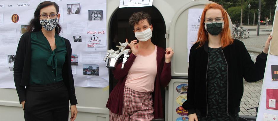 Sexwork, Stigma, Solidarität - ein Gespräch über alles
