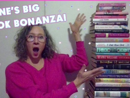 diane's big book bonanza!