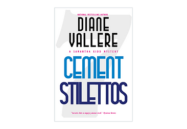 Cement Stilettos by Diane Vallere