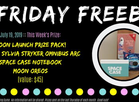Friday Freebie - July 19, 2019