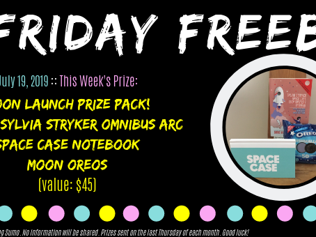 Friday Freebie - July 19, 2019