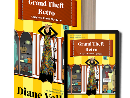 Release Month: Grand Theft Retro (Style & Error #5)