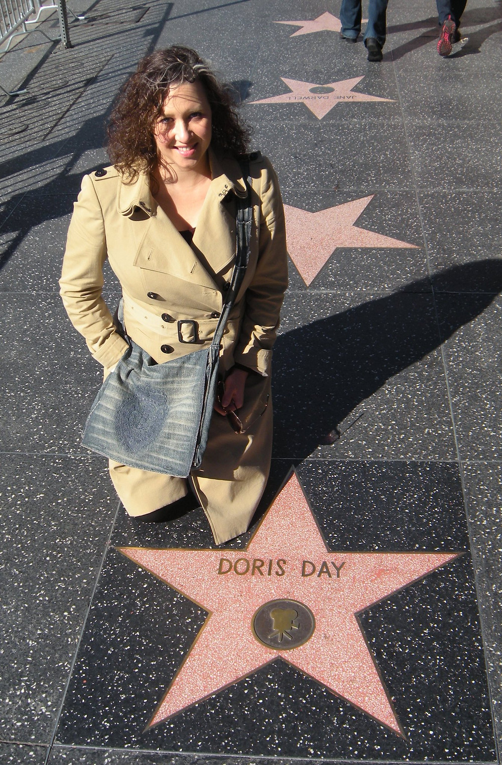 Doris Day's Star Hollywood Walk of Fame