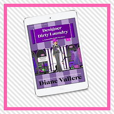 Designer Dirty Laundry, Syle & Error  #1 by bestselling author Diane Vallere