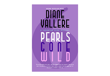Pearls Gone Wild by Diane Vallere