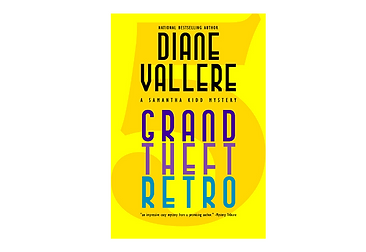 Grand Theft Retro by Diane Vallere