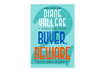 Buyer Beware by Diane Vallere