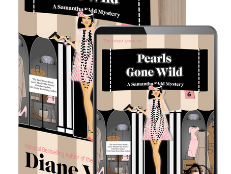 It's PEARLS GONE WILD Release Day!