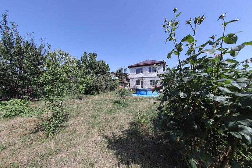 Дом в черновой отделке на Ростовском шоссе.