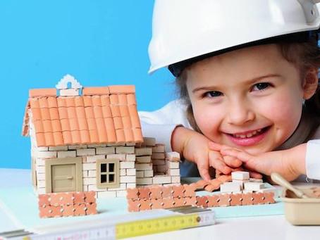 Построить дом на садовом участке можно будет за счёт средств материнского капитала.