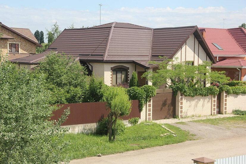 Шикарный дом в районе ул. Ягодина.