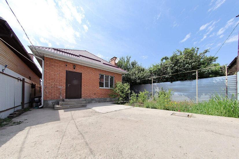 Жилой одноэтажный дом на 9 километре Ростовского шоссе