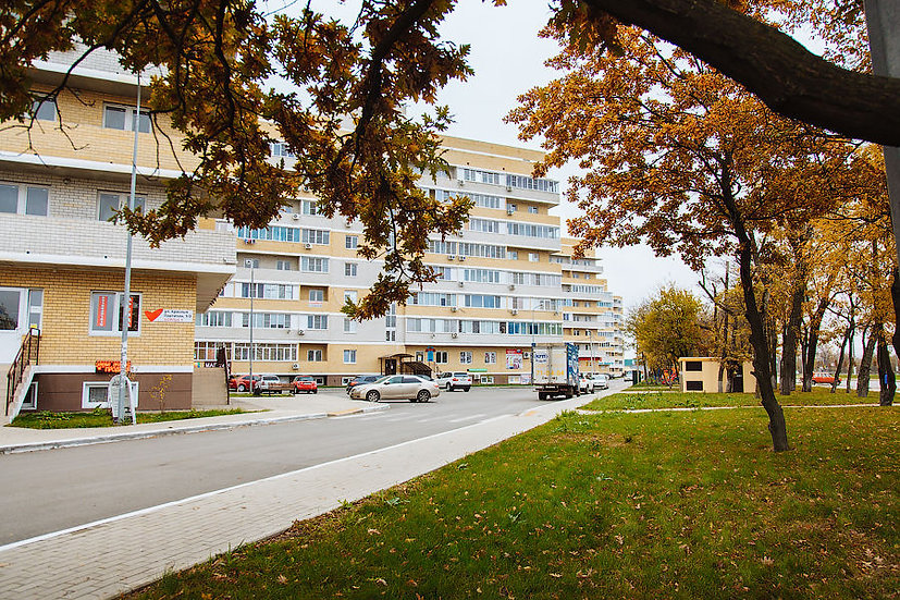 Однокомнатная квартира на ул. Красных Партизан