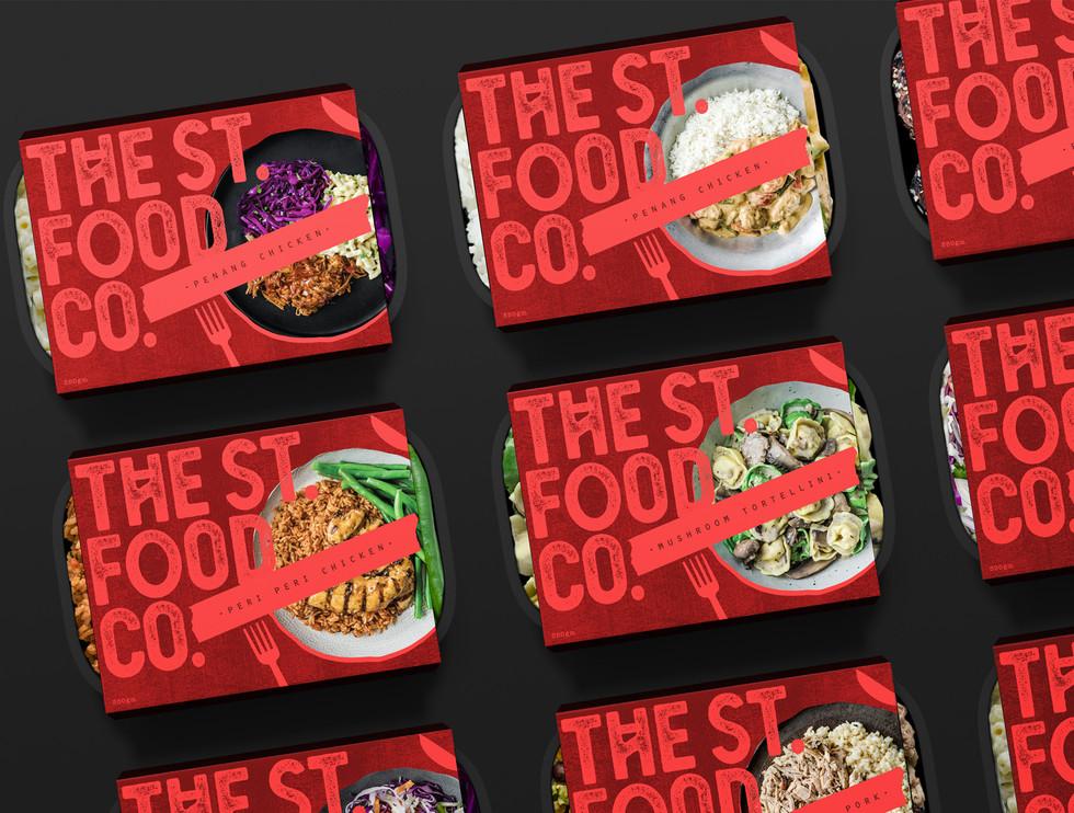 The Street Food Co.