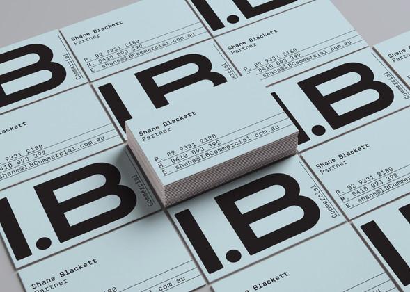 Brand + Identity. I.B Property