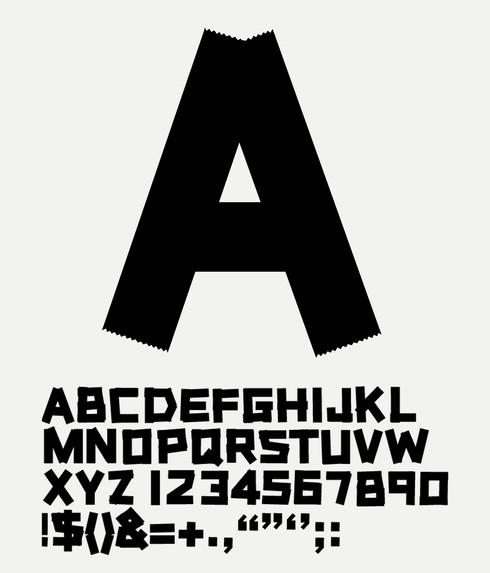 GYG Typeface.
