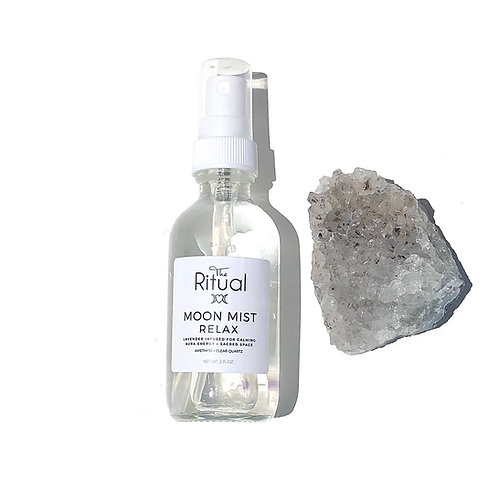 MOON MIST RELAX CRYSTAL INFUSED