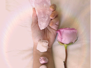 CRYSTALS FOR SELF LOVE