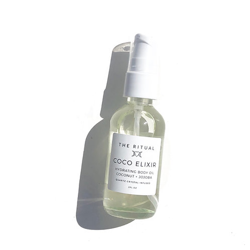 COCO ELIXIR BODY OIL  - COCONUT + JOJOBA
