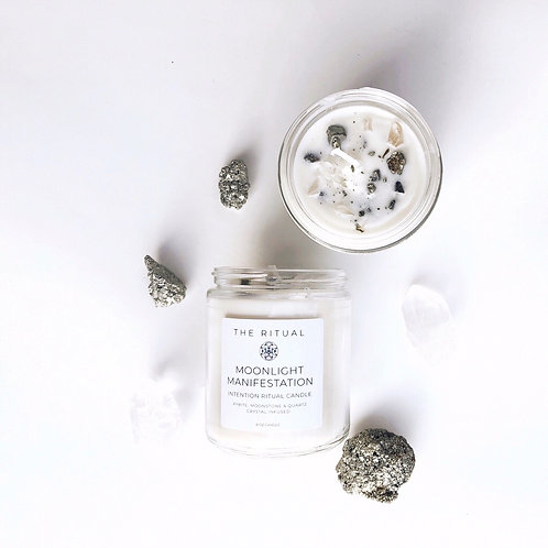 MOON MANIFESTATION CANDLE