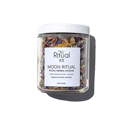 MOON RITUAL HERBAL INCENSE