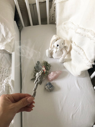 SACRED SPACE FOR BABY