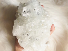 APOPHYLLITE : The Spiritual Adviser