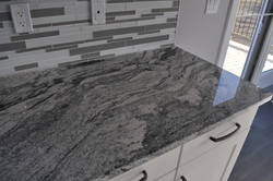 Black and White Granite