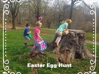 Easter Traditions, Sharing, & French!