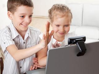Engaging Minds Through Skype