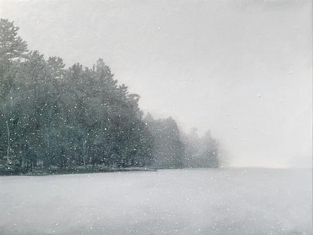 Cottage Snow