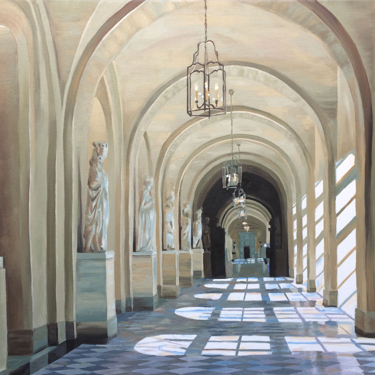 The Hallway (Palace of Versailles)