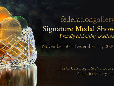 Signature Medal Show