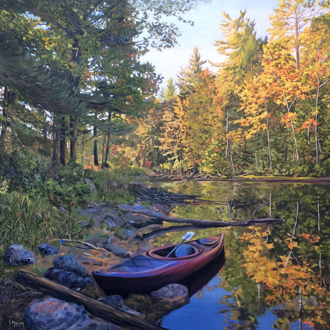 Where My Kayak Takes Me