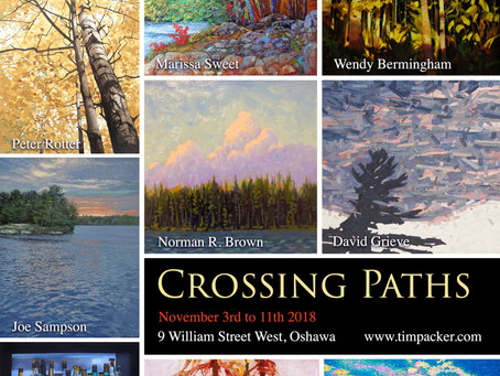 Crossing Paths Show