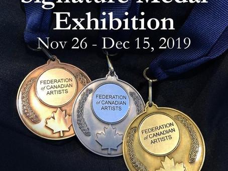 Signature Medals Exhibition