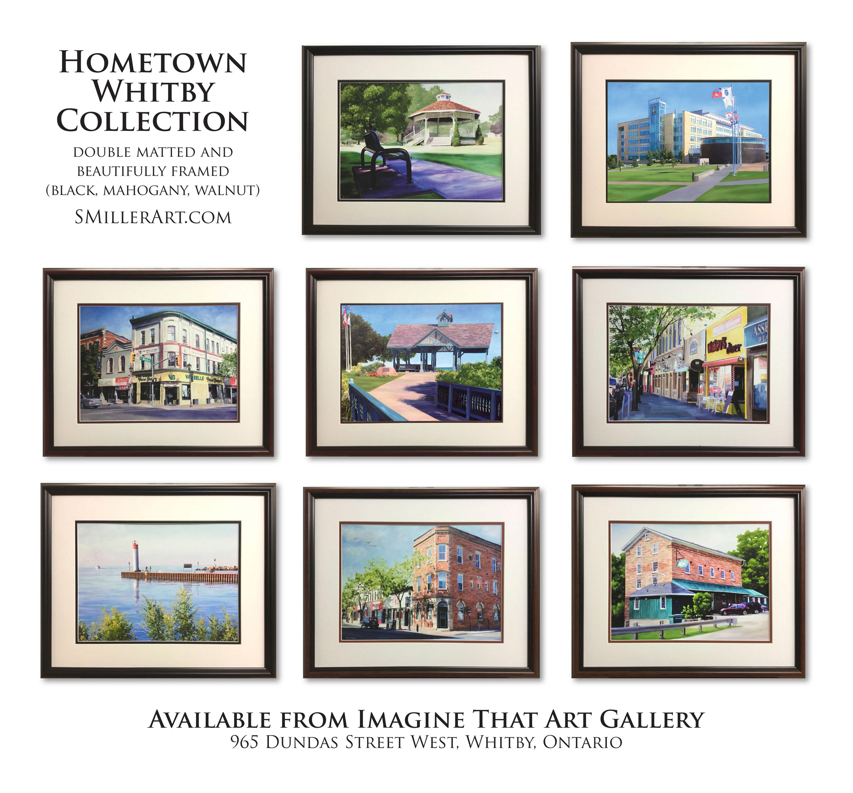 Hometown Proud   Realistic Original Oil Paintings   Ontario   Sue ...