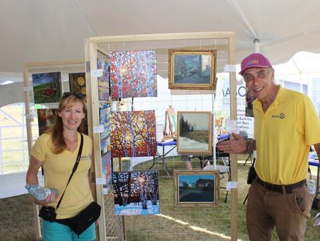 Whitby Art Show