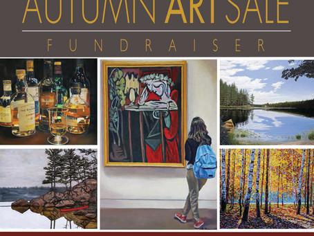 Autumn Art Sale