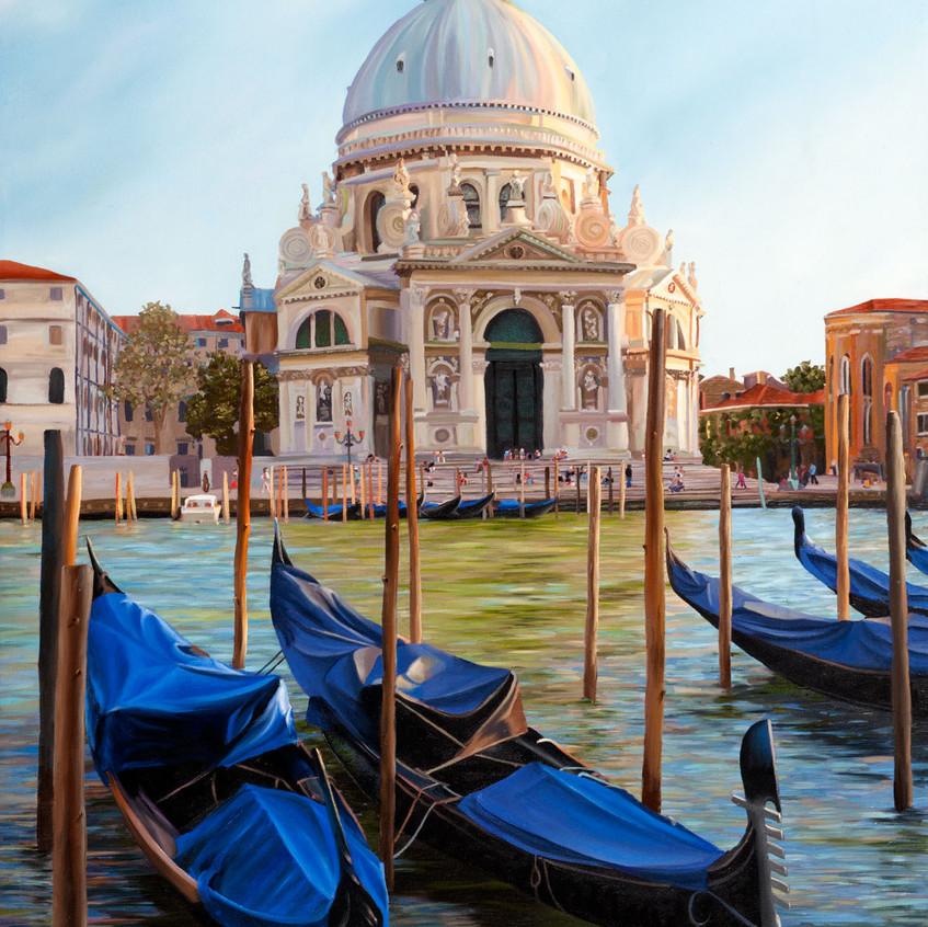 The Salute, Venice, Italy