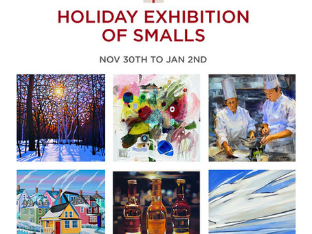 Exhibition of Smalls