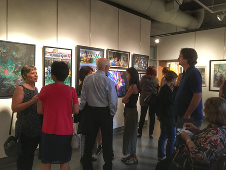 SCA's 50th International Juried Exhibition