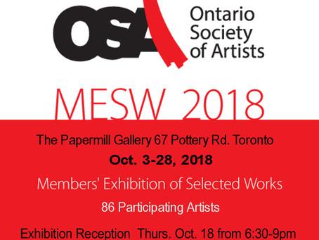 OSA Members Exhibition