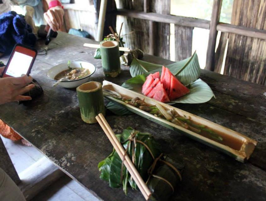 Handmade utensils