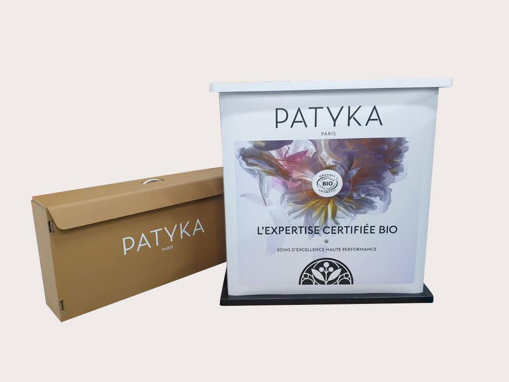 Présentoir Patika