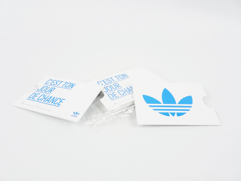 Porte carte adidas